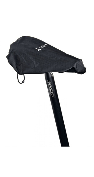 VAUDE Raincover for saddles black